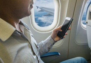 Smartphone Empfang Höhe